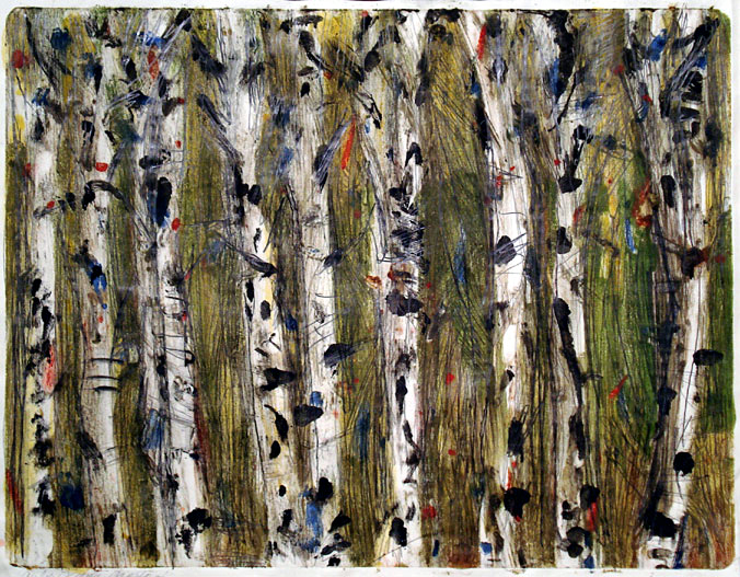 Rhythmic-Birch-14-x-19 private collection
